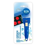 Скребок для стеклокерамики стальной BON BN-603