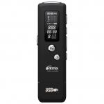 Диктофон Ritmix RR-650 (2Gb, Black)