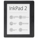Электронная книга PocketBook 840-2 InkPad 2 (PB840-2-M-CI)
