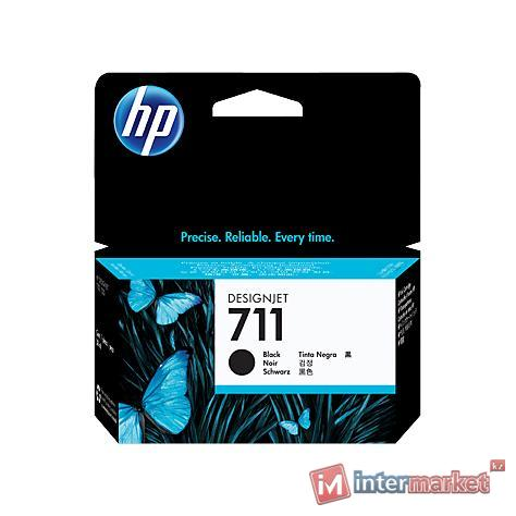 Картридж HP 711 (CZ129A), Black
