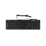 Клавиатура проводная Ritmix RKB-111
