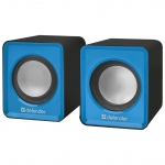 Компактная акустика 2.0 Defender SPK 22, синий