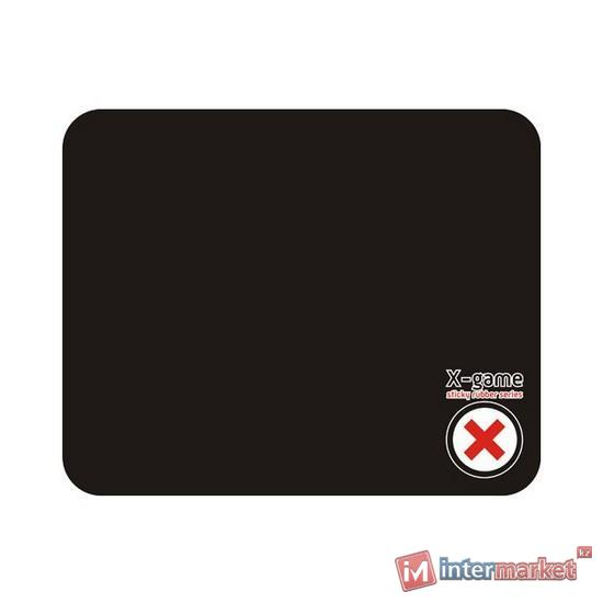 Коврик для мыши X-Game SLKRUB BLACK