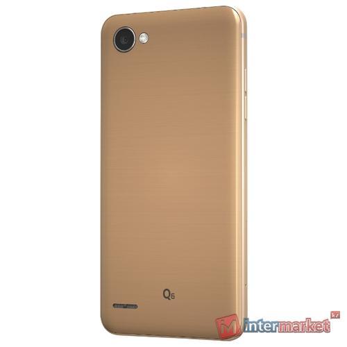 Смартфон LG Q6 M700AN Terra Gold