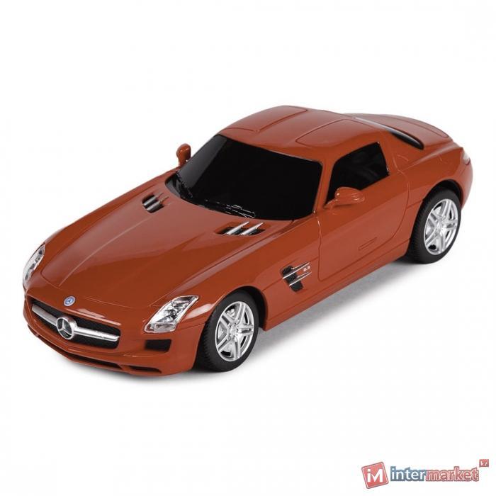 Металлическая машинка RASTAR 1:43 Mercedes-Benz SLS 58100R, красный