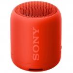 Портативная колонка Sony SRS-XB12 красный /