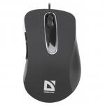 Мышь DefenderDatum MM-070 Black USB