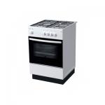 Кухонная плита Rika 60 H-054 White