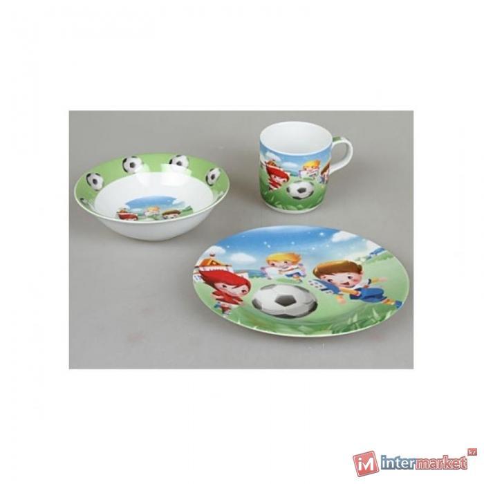 Набор детской посуды Rosenberg 8770 (3 пр.)