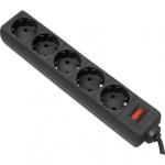 Сетевой фильтр Defender ES 3.0 m Black 5 розеток