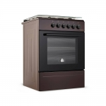 Кухонная плита SHIVAKI APETITO- 00 E brown
