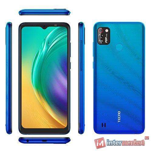 Смартфон Tecno POP 4 Pro Blue