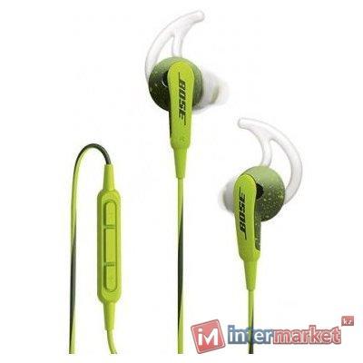 Наушники Bose SoundSport (iOs) green