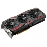 Видеокарта ASUS Strix GeForce GTX 1080 1784Mhz PCI-E 3.0 8192Mb 256 bit DVI 2xHDMI HDCP