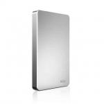 Внешний жесткий диск Netac K330-1T серебро